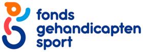 Logo Fonds Gehandicaptensport - FGS